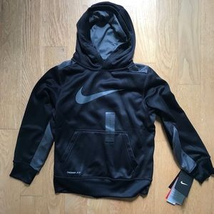 Nike Shirts & Tops - Nike boys hooded sweatshirt